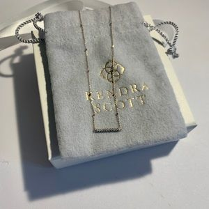 Kendra Scott 14k Remington necklace